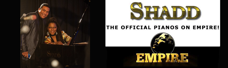 SHADD The Official Pianos On Empire