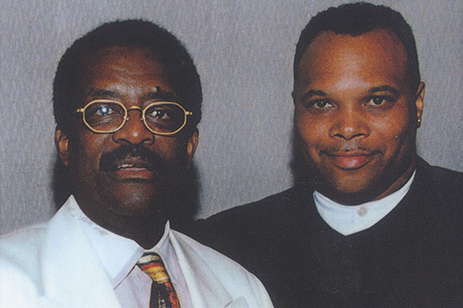 Attorney Johnnie Cochran, Jr., Esq. & Barrington Bo Scott
