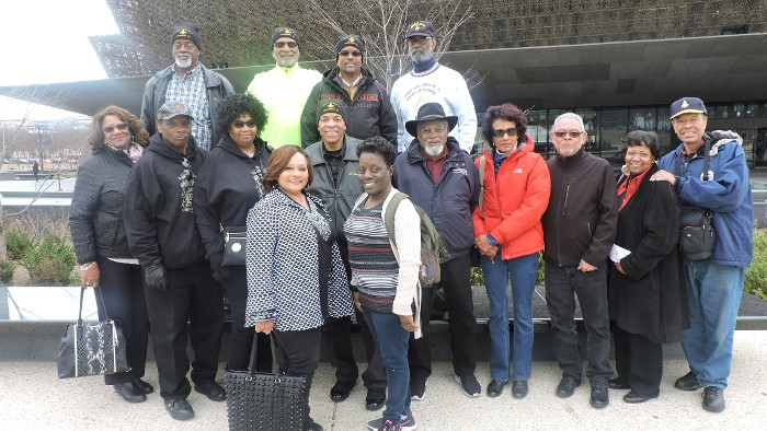 Prince Hall Family & Friends African American History Tour